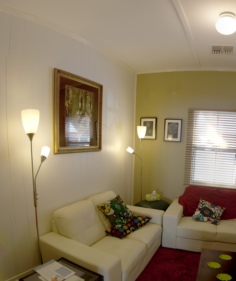 Gecko House - counselling room
